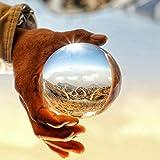水晶玉 水晶球 60mm Crystal ball ガラス玉 クリスタルボール レンズボール 撮影用 風水 グッズ
