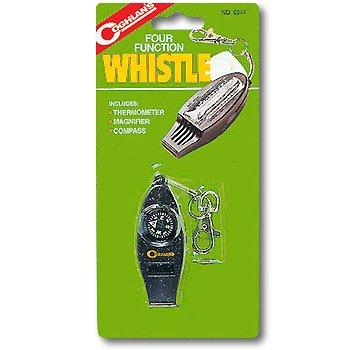 [해외]COGHLAN `S (코후란) 4 기능 호루라기 11210174/COGHLAN`S (coffin) 4 function whistle 11210174