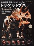 1/35 恐竜骨格モデルシリーズ 1 トリケラトプス