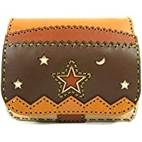 OJAGA DESIGN(オジャガデザイン) DRACO WALLET Color:BROWNY Size:H10xW12xD4.5cm