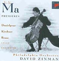 Premiers for Cello + Orch.