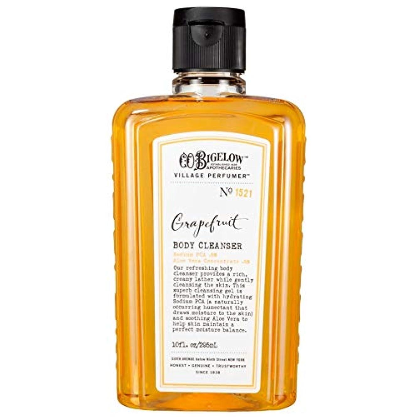 安全な運賃粒[C.O. Bigelow] C.O.ビゲローグレープフルーツボディクレンザー - C.O. Bigelow Grapefruit Body Cleanser [並行輸入品]