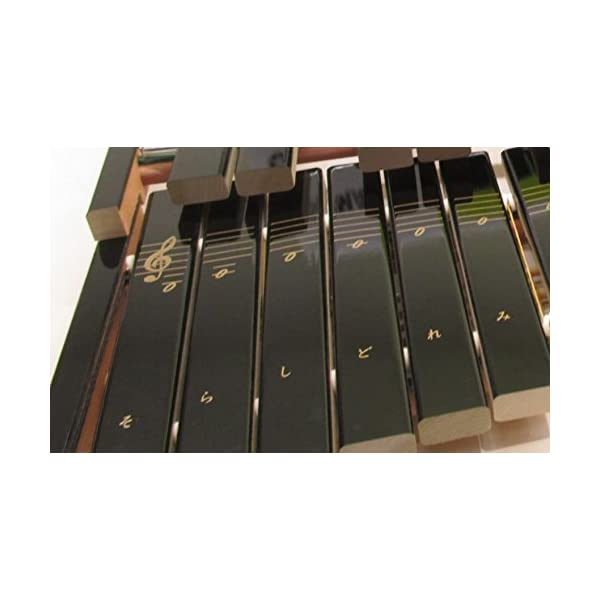 ヤマハ 卓上木琴 30音 マレット付 NO.185の紹介画像2