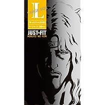 JUST FIT (ジャストフィットコンドーム) 北斗の拳 L トキ 12個入 ×10個セット