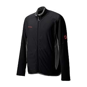 マムート(MAMMUT) Excursion Zip Fleece Men ジャパンライセンス メンズ 0040-black-graphite 1010-19010 L
