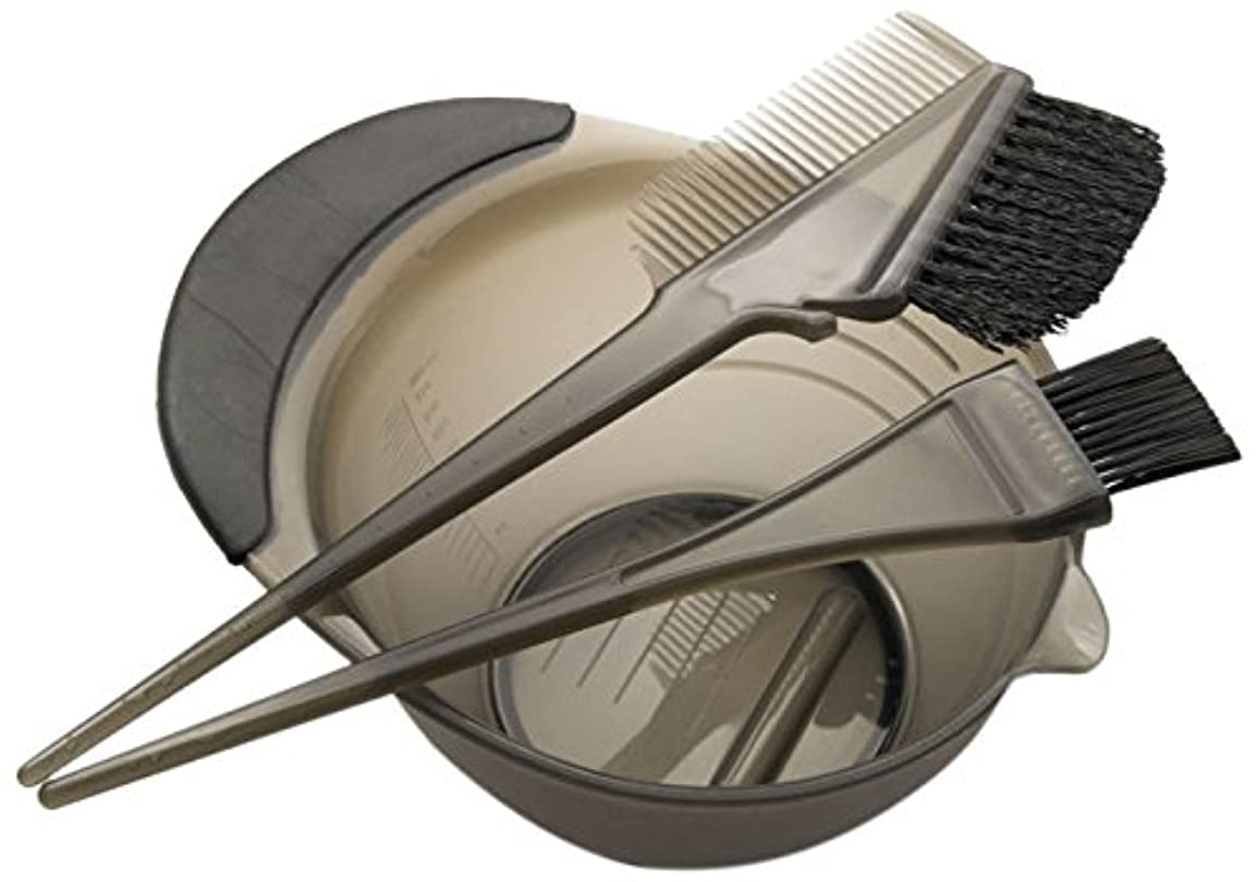 DEEDS E-0001 プロ用 へアカラーセット ブラック