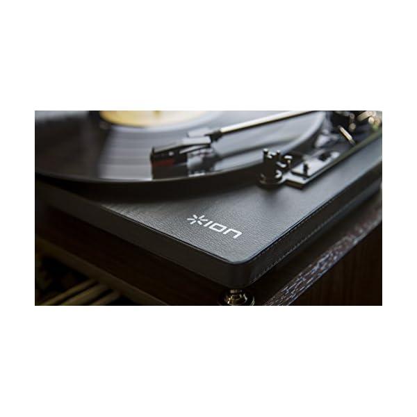 ION Audio Compact LP 革張...の紹介画像5