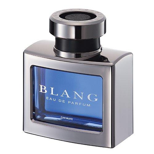 カーメイト 車用芳香剤 ブラング リキッド BK 置き型 プラチナシャワー ブルー 70ml L57