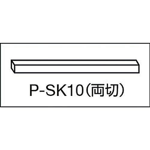 トラスコ中山 TRUSCO 石筆両切 100本 SK-10 1箱 100本 228-2704