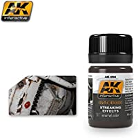 AK00094 AK Interactive - Streaking Grime for Interiors model making highlights