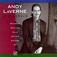 Andy LaVerne at Maybeck: Maybeck Recital Hall Series Volume 28