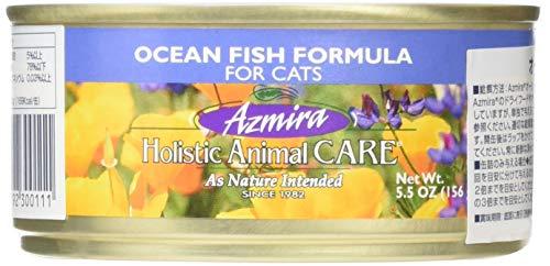 アズミラ (Azmira) 猫用缶フード オーシャンフィッシュ 156g