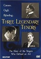 3 Legendary Tenors [DVD] [Import]