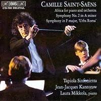 サンサース:交響曲 第2番 他