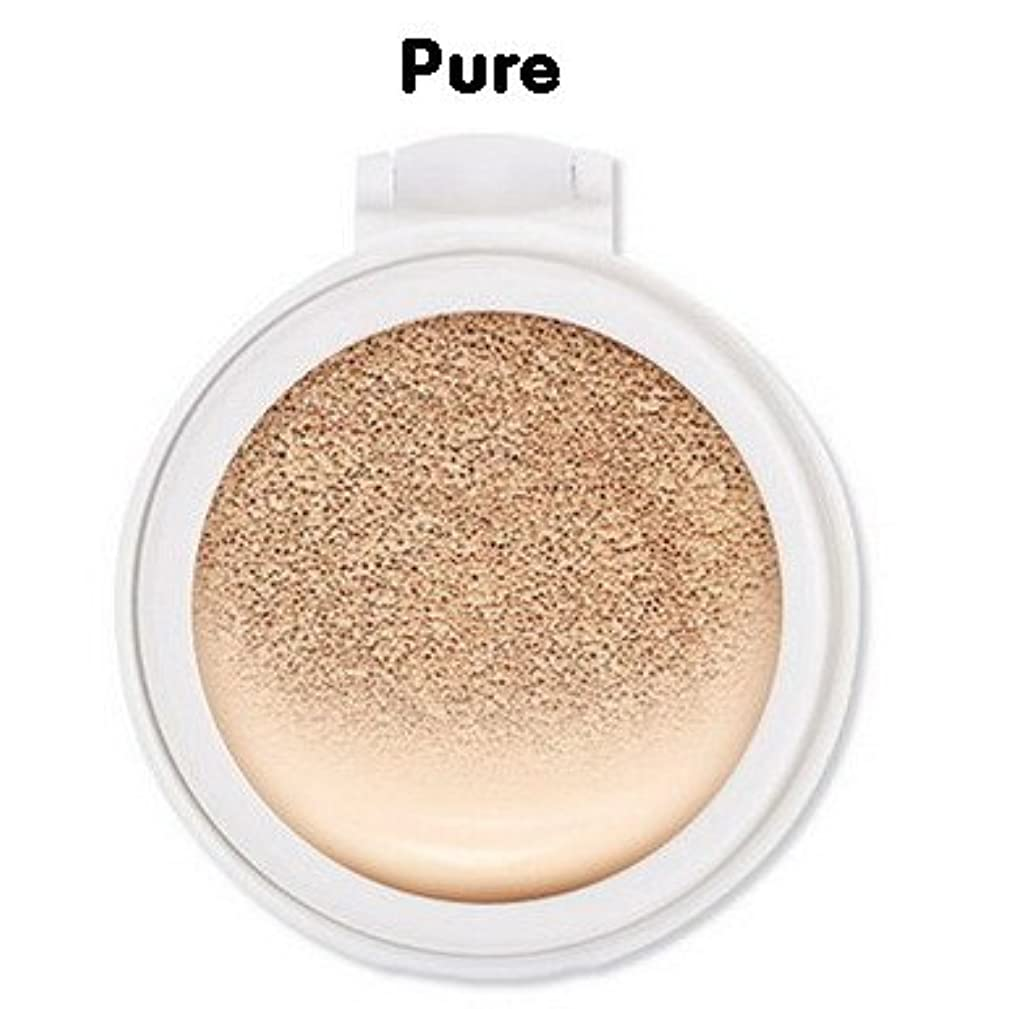 要塞葉注目すべき【ETUDE HOUSE(エチュードハウス)】エニクッション オールデーパーフェクト15g (リフィル) (SPF50+/ PA+++) (6カラー選択1) (Pure) [並行輸入品]