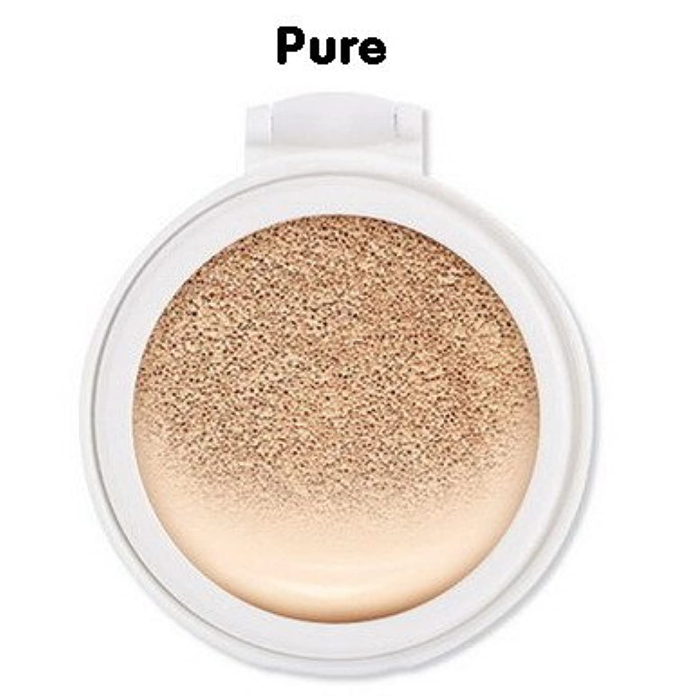 【ETUDE HOUSE(エチュードハウス)】エニクッション オールデーパーフェクト15g (リフィル) (SPF50+/ PA+++) (6カラー選択1) (Pure) [並行輸入品]