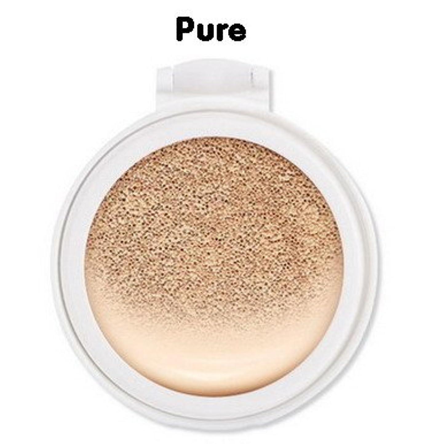 チューインガム些細な高める【ETUDE HOUSE(エチュードハウス)】エニクッション オールデーパーフェクト15g (リフィル) (SPF50+/ PA+++) (6カラー選択1) (Pure) [並行輸入品]