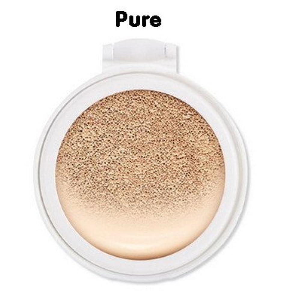 毎回追うタンザニア【ETUDE HOUSE(エチュードハウス)】エニクッション オールデーパーフェクト15g (リフィル) (SPF50+/ PA+++) (6カラー選択1) (Pure) [並行輸入品]