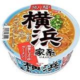 サッポロ一番 旅麺 横浜家系 豚骨しょうゆラーメン 75g 1ケース(12食入)