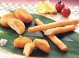 【チーズトリオ】3種類のチーズフライ