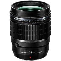 オリンパス M.Zuiko デジタル ED 25mm f1.2 PRO レンズ ブラック (認定整備品)