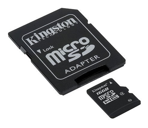 ProfessionalキングストンHonorムーランMicroSDHC MicroSDXCカードwithカスタム書式と標準SDアダプタ。(クラス10、UHS - I )