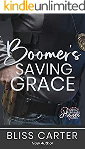 Boomer's Saving Grace: Mercy Springs Heroes Series Book 2 (English Edition)