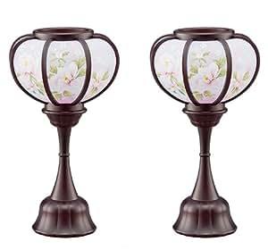 霊前灯 ほのかコードレス LED:一対
