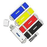 メイナミ USBメモリ 2gb 業務用5個セット 在庫処分 5色パック