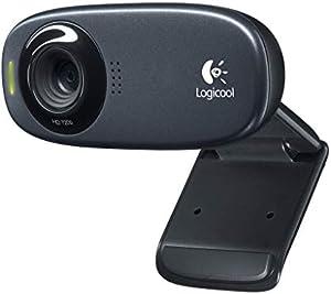 ロジクール ウェブカメラ C310 ブラック HD 720P ウェブカム ストリーミング 国内正規品 2年間メーカー保証