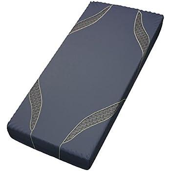 東京西川 [エアー01] ベッドマットレス ベーシック グレー 横幅90cm キングサイズ対応 NC66570600GR