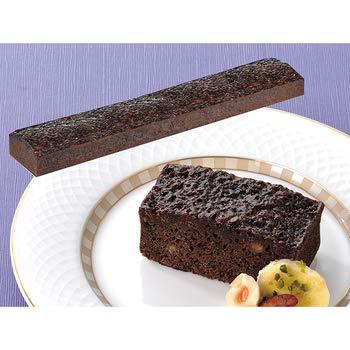 【業務用】フレック GFC462 フリーカットケーキ ブラウニー(ベルギー産チョコ) 【冷凍】 370g