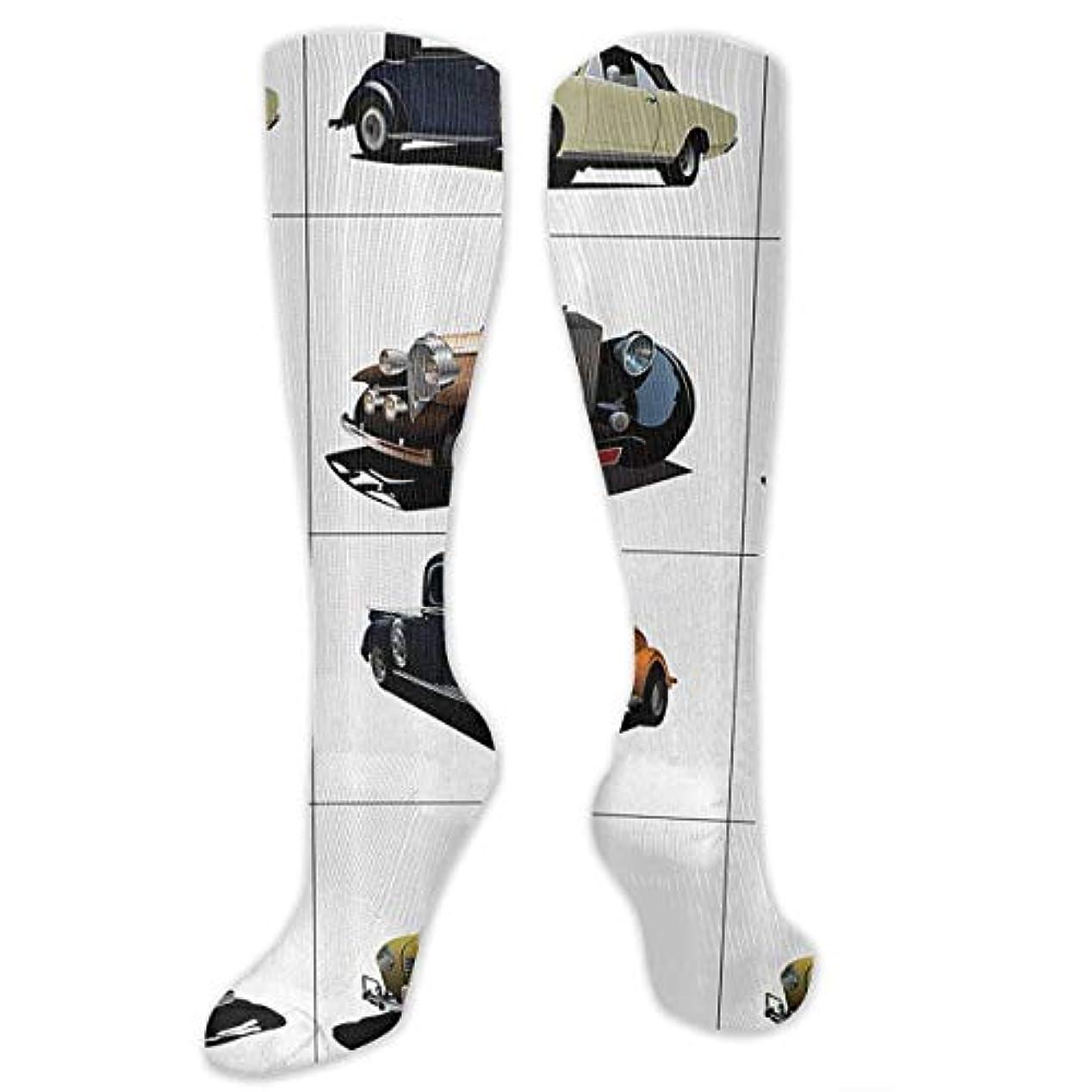 ピカソ原点レモン靴下,ストッキング,野生のジョーカー,実際,秋の本質,冬必須,サマーウェア&RBXAA A Rare Vintage 1950s Car Socks Women's Winter Cotton Long Tube Socks...