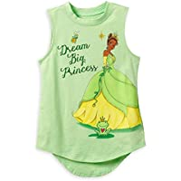 Disney Tiana Tank Top for Girls