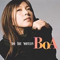ボア (BOA) - DO THE MOTION (日本 シングルアルバム)