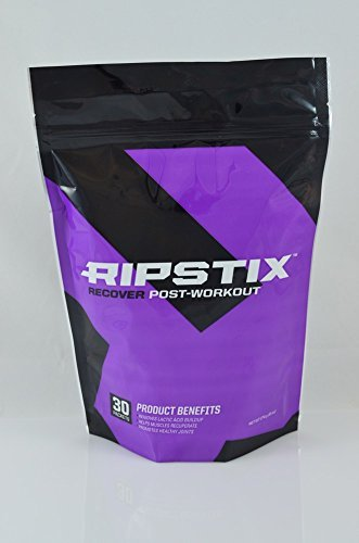 Zija RIPSTIX Recover Post-Workout Drink Mix 30 Packets by Zija