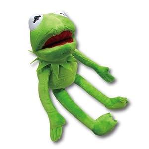 カーミット 【Kermit the Frog】 ぬいぐるみ 並行輸入 アメリカン雑貨