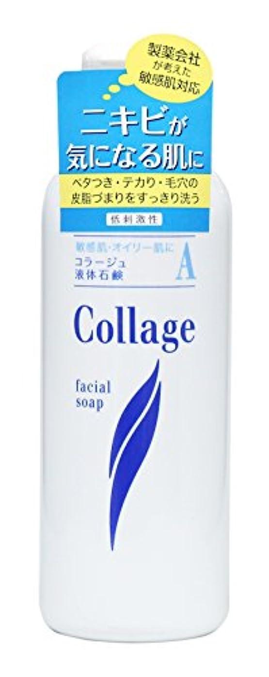 継承陽気なハシーコラージュ A液体石鹸 200mL