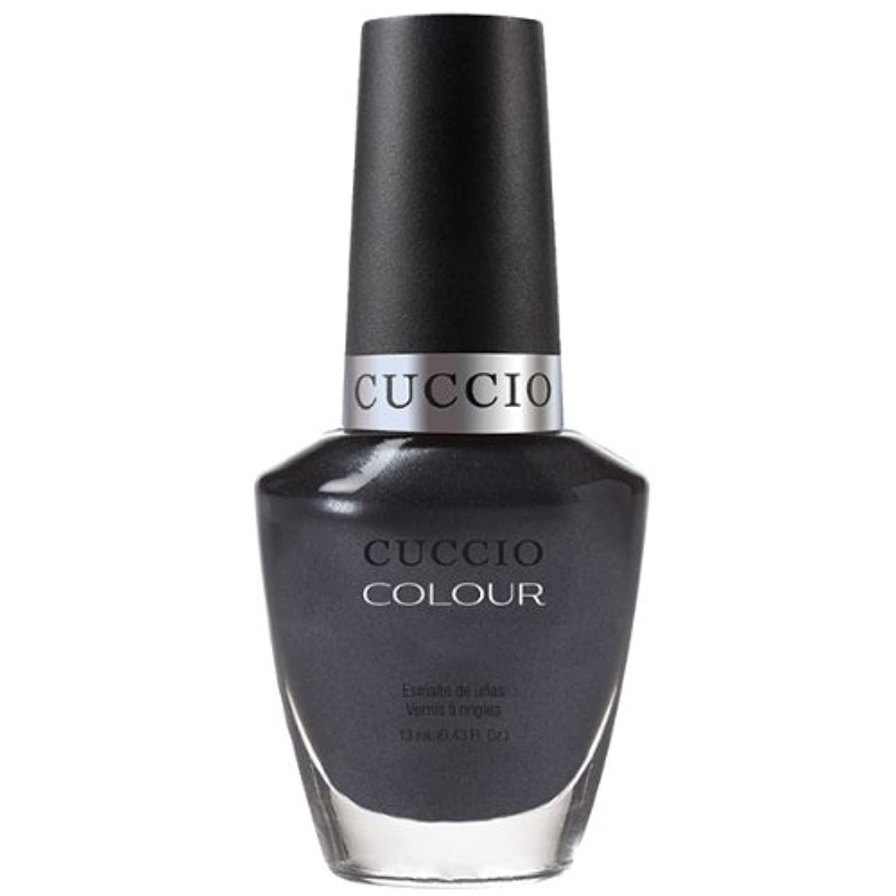 提案するアンデス山脈災害Cuccio Colour Gloss Lacquer - Oh My Prague - 0.43oz / 13ml