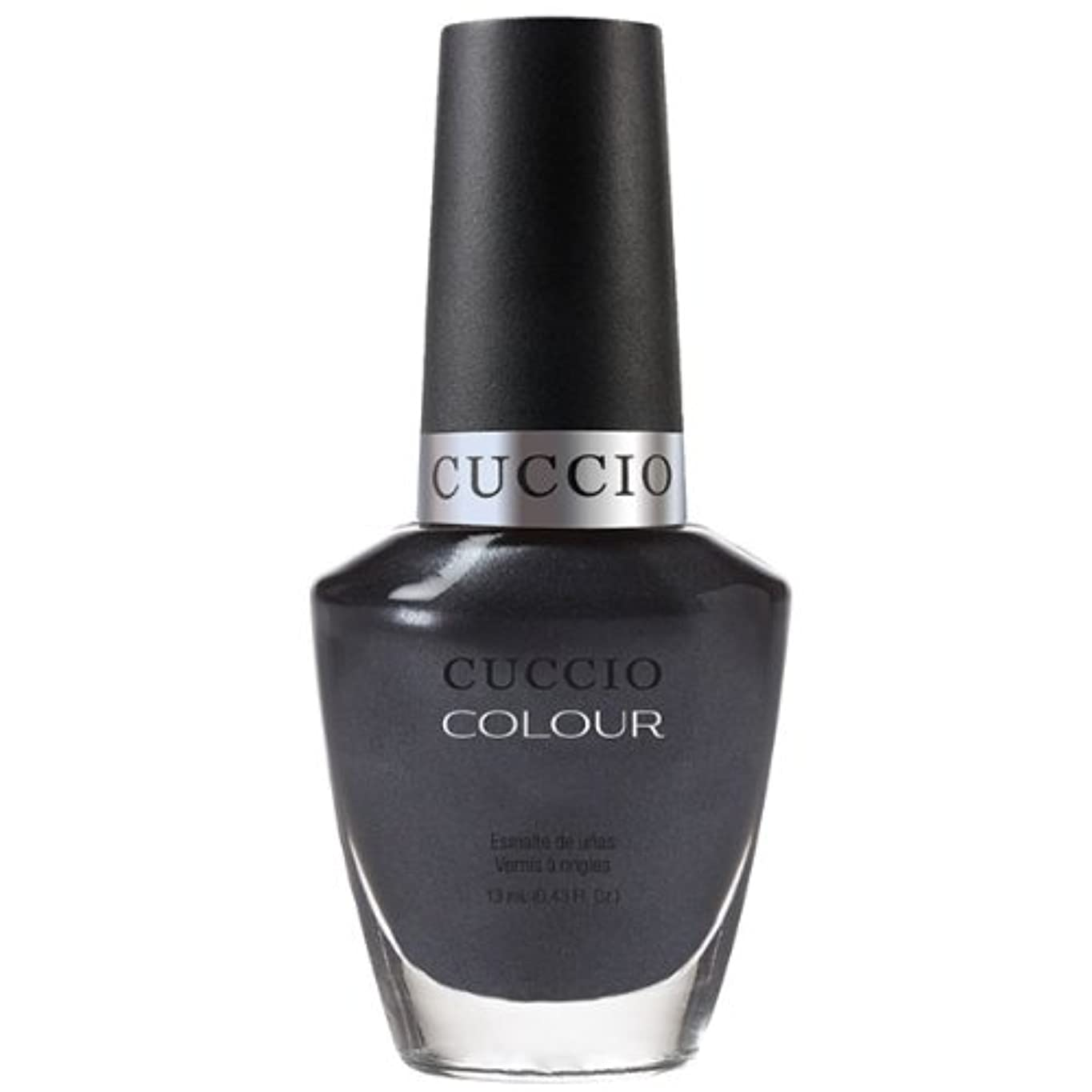 艶キャンディー専門用語Cuccio Colour Gloss Lacquer - Oh My Prague - 0.43oz / 13ml