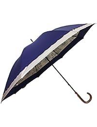 [晴雨兼用ショート] 裏フラワープリント 50cm 晴雨兼用パラソル