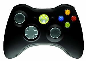 マイクロソフト ワイヤレス ゲーム コントローラー Xbox 360 Wireless Controller for Windows ブラック JR9-00009