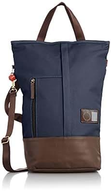 [ヘデグレン] Hedgren トートバッグ リュック メンズ ZIPPER BAG HINT05 NV (Navy Blue)