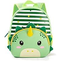 Cute Toddler Backpack Toddler Bag Plush Animal Cartoon Mini Travel Bag for Baby Girl Boy1-6 Years