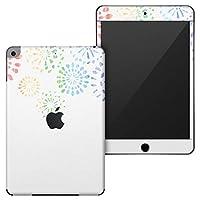 igsticker iPad mini 4 (2015) 5 (2019) 専用 apple アップル アイパッド 第4世代 第5世代 A1538 A1550 A2124 A2126 A2133 全面スキンシール フル 背面 液晶 タブレットケース ステッカー タブレット 保護シール 009639
