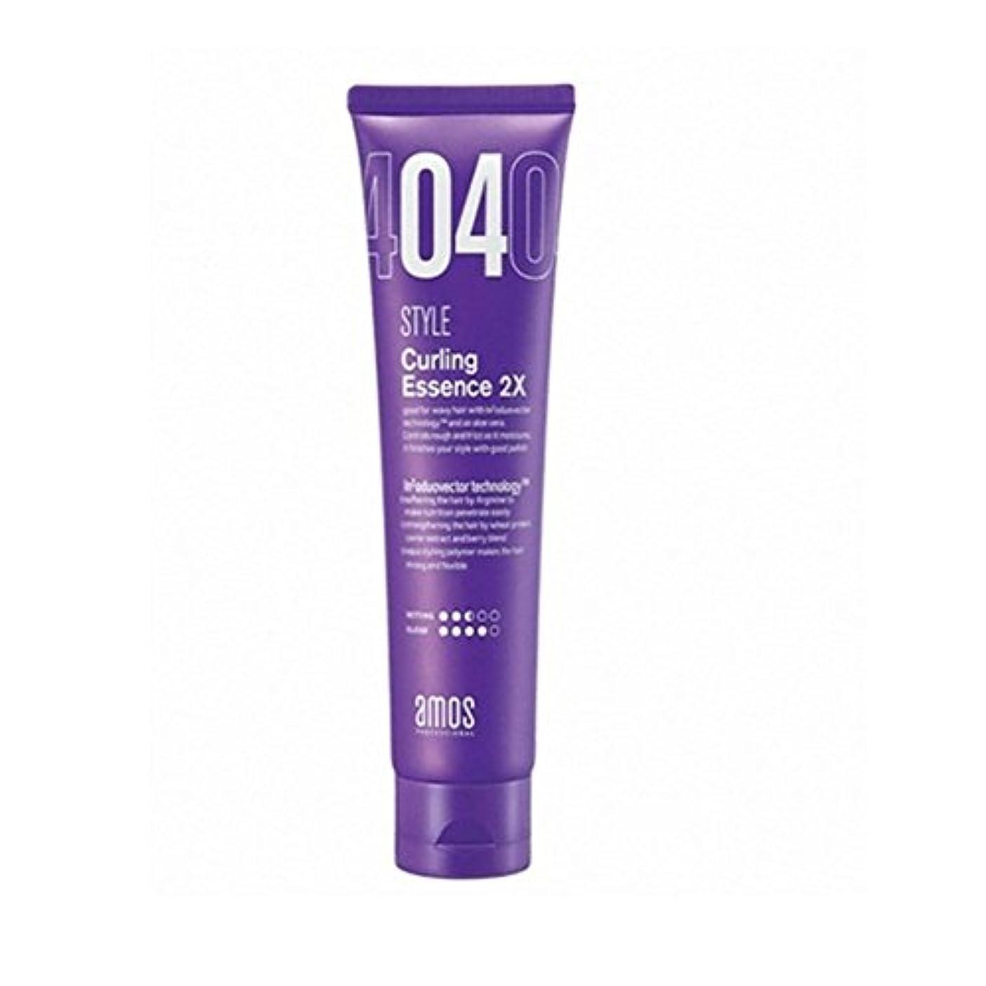 自伝媒染剤バスルームAmos Hair Curling Essence 150g カーリング ヘア美容液 [並行輸入品]