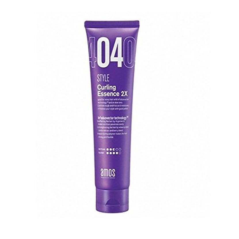 選出するメロン黒くするAmos Hair Curling Essence 150g カーリング ヘア美容液 [並行輸入品]