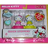 Hello Kitty Quick Steppers Pink Kitty Yellow Mimmy
