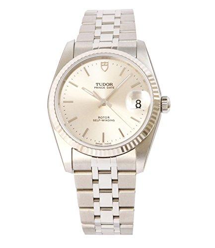 [チュードル]Tudor 腕時計 プリンス デイト シルバーダイヤル 自動巻き 74034SI メンズ 【並行輸入品】