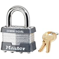 MasterLock Co 1 ka-2359 1 – 3 / 4、ラミネートスチール南京錠、Keyed Alike Toキー# 2359 by MasterLock